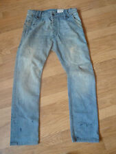 mens DIESEL skylow ( inkspot style ) jeans - size 31/34 great condition