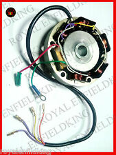NEUF ROYAL ENFIELD 12 V 6 Wire Electra Alternateur et rotor - 144030