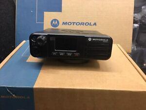 Motorola DM4400 VHF 136-174 Mhz DMR MOTOTRBO radio Brand New In Box