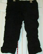 Women's Clothing  Jeans Vanilla Star Juniors Skinny Pant Black Size 5-Small