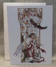 Nene Thomas Fairy Introspection Note Greeting Card Faery Fantasy Mythical