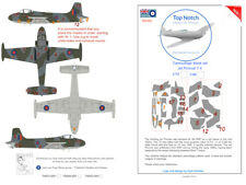 TopNotch Jet Provost camouflage scheme vinyl mask set