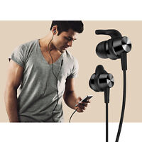 For Smart Android Cell Phones Samsung HTC Lg G4 G3 Mp3 Mp4 Earphones In-ear Mic