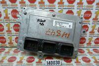 2011 11 HONDA PILOT FWD ENGINE COMPUTER MODULE ECU ECM 37820-RN0-A61 OEM