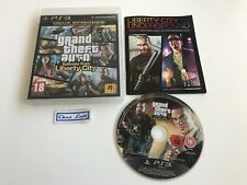 GTA Grand Theft Auto Episodes From Liberty City - PS3 - PAL FR - Avec Notice