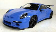 Modellini statici auto da corsa Rally scala 1:18 per Porsche