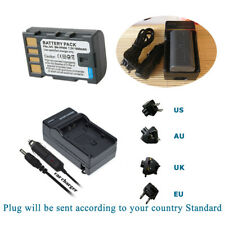 BN-VF808 Battery + Charger  for JVC MiniDV and Everio Camcorders