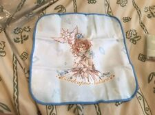 Cardcaptor Sakura Collection Ichiban Kuji Prize Hand Towel Blue Brand New Japan