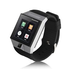 S5 Gear Android Smart Phone Watch Touch Screen WiFi Bluetooth GPS Memory Card