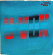"""ULTRAVOX 12"""" Same Old Story EXT. / All In One Day w/ Outer PVC NEW UNPLAYED"""
