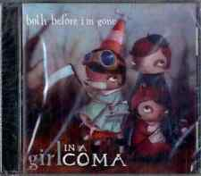 GIRL IN A COMA Both before im gone CD Sealed