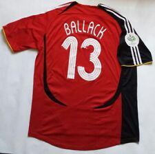 Michael Ballack signiert L Fan Trikot