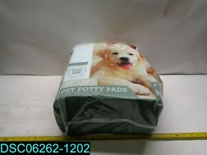 QTY=150 PAD'S: Absorbent Puppy Training Pee Pad For Dog Disposable No Odor