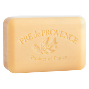 Pre de Provence Artisanal French Soap Bar Enriched with Shea Butter, Sandalwood,