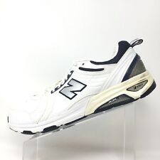 New Balance Men's White Leather MX856WN Rollbar 856 Cross Train 15 B Narrow