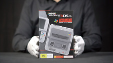 Nintendo New 3DS XL Super Nintendo Limited Console Boxed - 'The Masked Man'