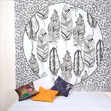 Indian Dorm Decor Wall Hanging Hippie Mandala Tapestry Bohemian 3d Hippy Cotton