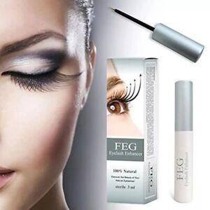 Eyelash Enhancer FEG Eye Lash Quick Growth Serum Liquid 100% Original