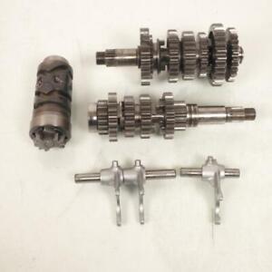 Boite de velocità origine pour motorrad Suzuki 125 RM 1979 1980 {RM125} Occasion