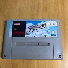 Super Nintendo SNES Game - PilotWings