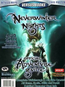 Versus Books Official Neverwinter Nights Adventure Perfect Guide Eastwood.