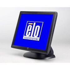 """ELO TouchSystems 19"""" Touch Screen Monitor ET1925L mit orig. Fuss DVI S-VIDEO RCA"""