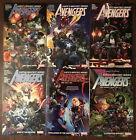 Avengers+%282018%2C+Marvel%29+TPB+Lot%2C+Vol.+1+2+3+4+5+6%2C+Jason+Aaron%2C+Collects+1-30