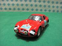 Alfa Romeo Giulia Tz 2 Zagato Coupe Jolly Hotel 1965 - 1/43 Best Model