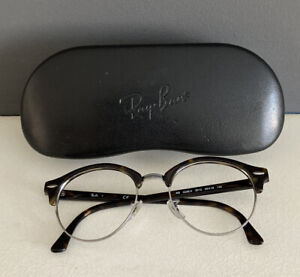 Ray Ban Spectacle Frame With Original Case