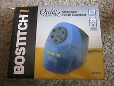 stanley bostitch classroom electric pencil sharpener quiet 6 EPS10HC NEW IN BOX