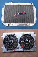 3 ROW Holden HQ HJ HX HZ Kingswood V8 71-80 Aluminum Radiator+ Shroud + Fan