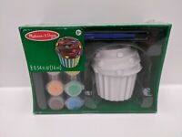 Melissa and Doug Decorate Your Own Cupcake Bank (BNIB) - 14769