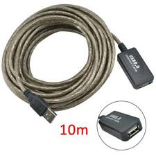 10M USB 2.0 Active Repeater Cable Signal Booster Extension Cord