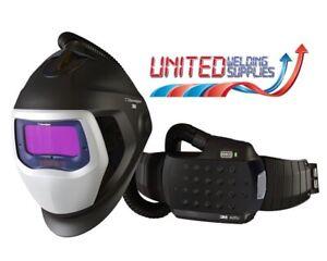Speedglas 9100X  Adflo Air Fed Welding Helmet