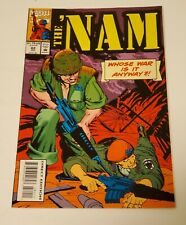 Nam # 82  (Marvel 1993)  Very Fine