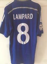 Chelsea Shirt 2014/15 Lampard 8 Adidas Size Medium Excellent Condition