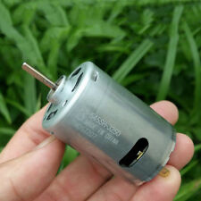 MABUCHI RS-545SH-3250 DC 12V 18V 24V 16800RPM High Speed Large Torque Motor DIY