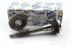 D21 PICK UP FS5W71 GEARBOX INPUT SHAFT 4TH GEAR KIT 22 / 31TEETH ANTONIO MASIERO