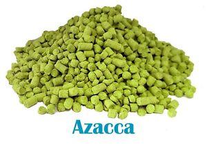 Azacca US (2020 Harvest) Freshest Pellet Hops - Home Brew - Beer - Same Day P&P