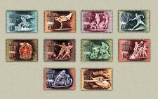 Hungary 1950. Sport (II.) nice set MNH (**) Michel: 1129-1138