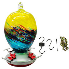 New listing Flower Bird Feeder Cup Glass Plastic Perspex Suction Peanut Stained Accessories