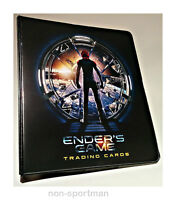 ENDER'S GAME CRYPTOZOIC BINDER WITH COSTUME WARDROBE CARD M13