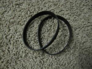 2 Belts for Sears Kenmore Vacuum Cleaner Model #115.31125310. # 02031125000P