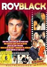 ROY BLACK Uschi Glas KULTKLASSIKER Unser Doktor MUSIKFILME Heimat 6 DVD BOX Neu