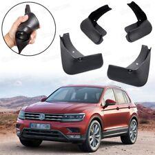 Car Mud Flaps Splash Guard Fender Mudguard for Volkswagen Tiguan 2017-Up EU