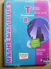 Mathématiques Terminale BAC PRO groupement B 2011 CD-ROM professeur /U15