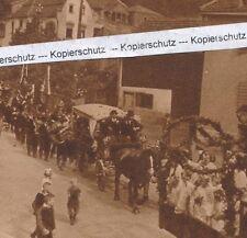 Horben im Breisgau : Musikkapelle -  um 1925 -  P 5-19