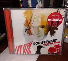 Rod Stewart Blood Red Roses Deluxe Target Exclusive W 1 BONUS TRACK CD Rock New