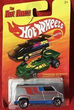 Hot Wheels ~ The Hot Ones Series ~ Custom'77 Dodge Van (NEW)