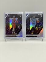 2019-2020 Panini Chronicles Recon Rookie Lot Ja Morant and Zion Williamson RC